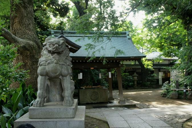 DSC02424奥沢神社2