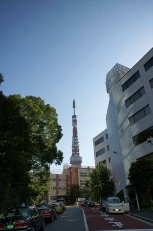DSC04451加工東京タワー周遊