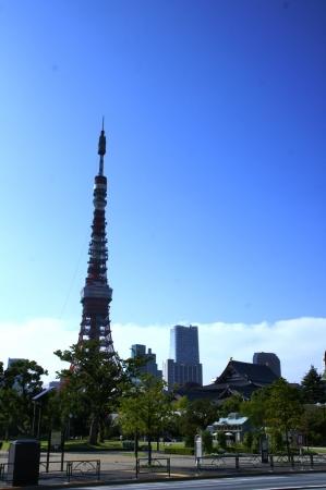 DSC04440東京タワー周遊