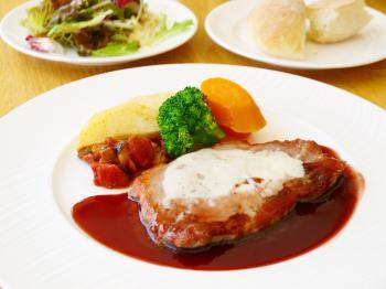 20130729①レストラン