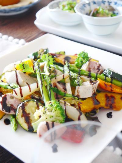 20130830⑤温野菜サラダ