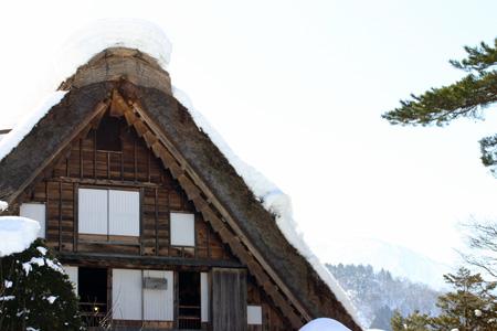 世界遺産 白川郷・五箇山の合掌造り集落ライトアップ2014を見に行こう~1月25(土)・26日(日) ⑥