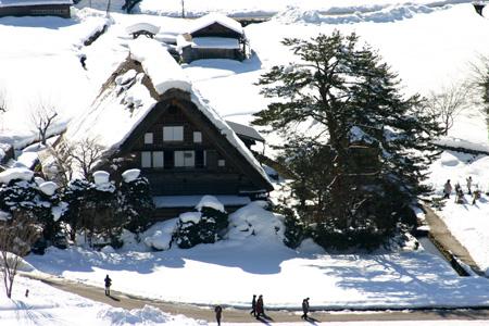 世界遺産 白川郷・五箇山の合掌造り集落ライトアップ2014を見に行こう~1月25(土)・26日(日) ⑦