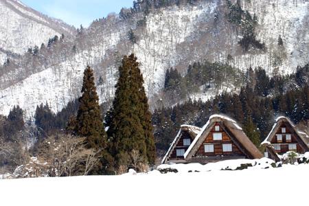 世界遺産 白川郷・五箇山の合掌造り集落ライトアップ2014を見に行こう~1月25(土)・26日(日) ⑨