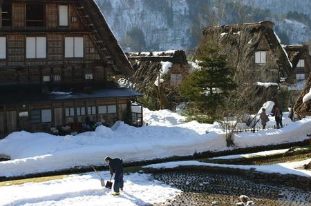 岐阜県と富山県にまたがる世界遺産の白川郷・五箇山のライトアップ 2月1日㈯・2日㈰ いつか行きたかったライトアップ いつ行くの?今でしょ! ⑥