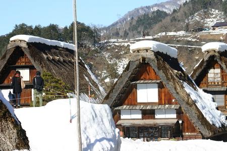 岐阜県と富山県にまたがる世界遺産の白川郷・五箇山のライトアップ 2月1日㈯・2日㈰ いつか行きたかったライトアップ いつ行くの?今でしょ! ⑨