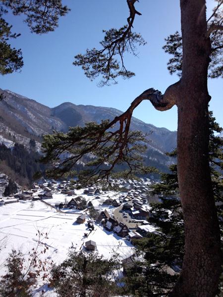 冬の景色、冬だから感じることができる温かさ~世界遺産・白川郷~冬ならではの魅力を探す旅!⑤