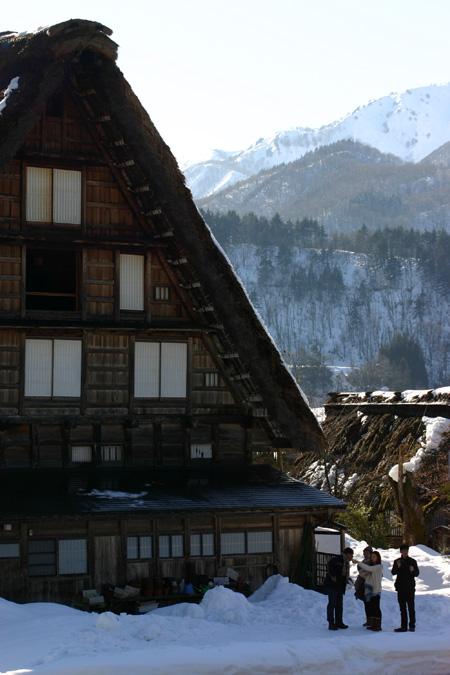 冬の景色、冬だから感じることができる温かさ~世界遺産・白川郷~冬ならではの魅力を探す旅!⑦