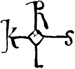 259px-Autograf,_Karl_den_store,_Nordisk_familjebok