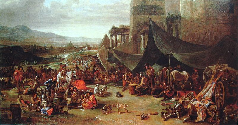 800px-Sack_of_Rome_of_1527_by_Johannes_Lingelbach_17th_century.jpg