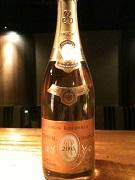 シャンパン ルイロデレール クリスタル