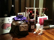 2014年、誕生日、3周年プレゼント
