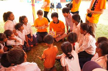 カンボジア六次隊211`
