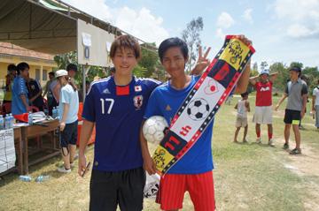 サッカー大会1