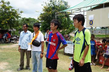 サッカー大会7
