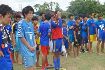 サッカー大会9