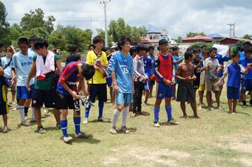 サッカー大会14