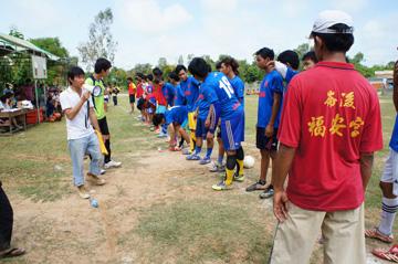 サッカー大会21