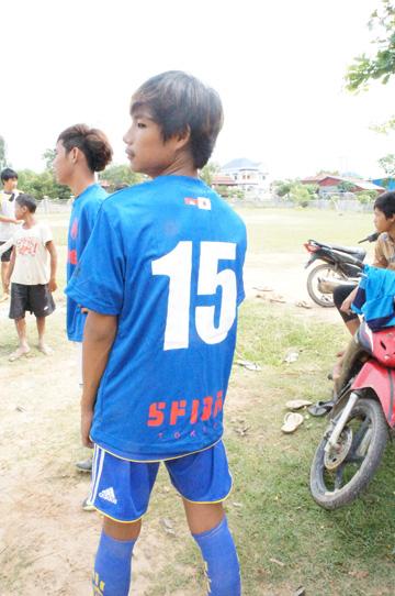 サッカー大会25