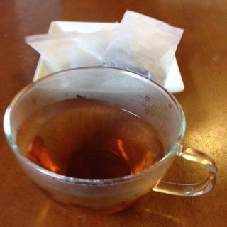 えぞ式すーすー茶の味