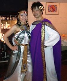 Julius Caesar_Cleopatra