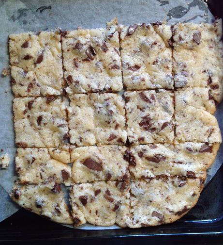 チョコレートチャンククッキー (4)