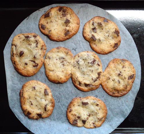 チョコレートチャンククッキー (7)