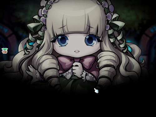 謎の少女3