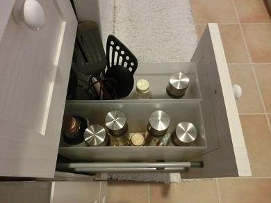 無印 キッチン収納
