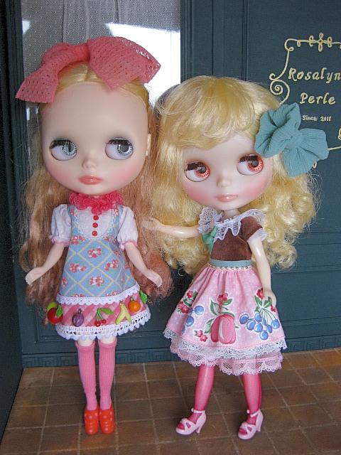 キャロル&オーロラ