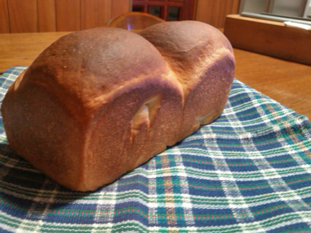 失敗食パン