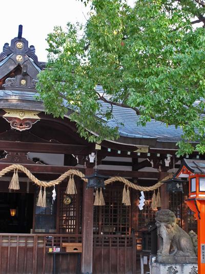 方違神社 1