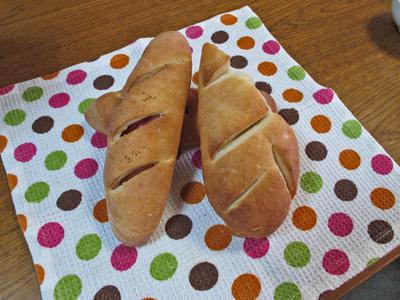 10月24日 フランスパン