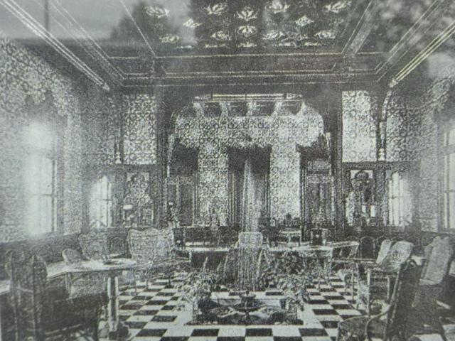 二楽荘 アラビア室