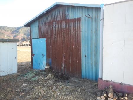 農機小屋 (2)