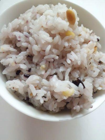穀物ご飯の素