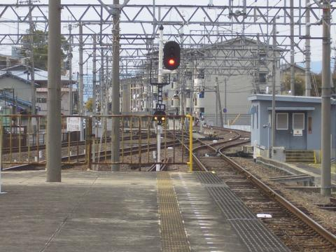 奈良駅として撮影