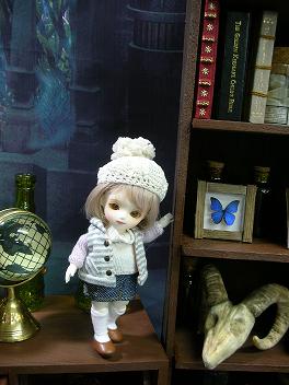 レミ子と標本 2
