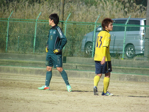 VS 京都外大 last game
