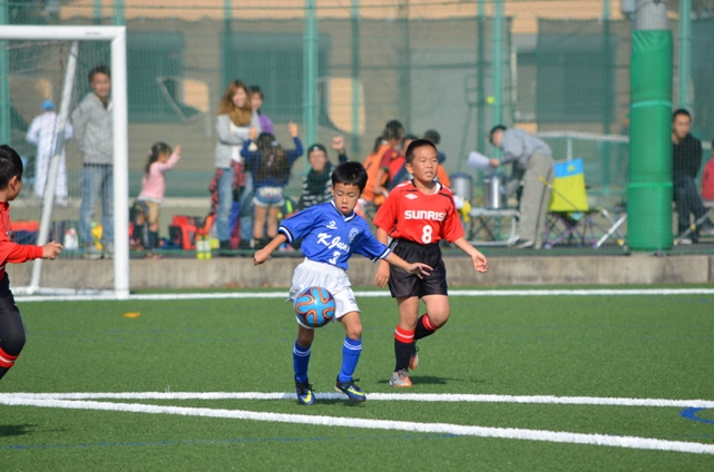 鴻巣ジュニアU9ワンデーカップ20141130
