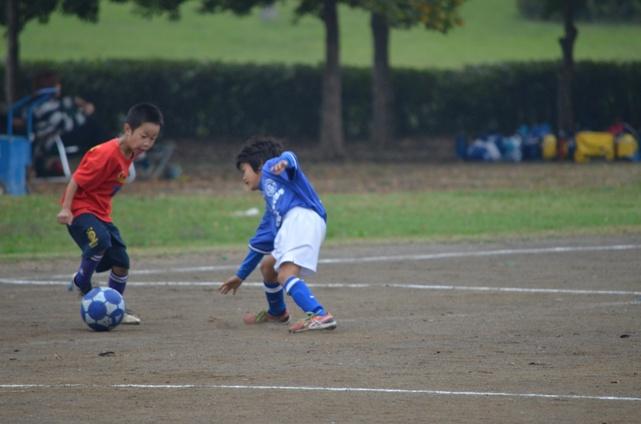 練習試合20141013