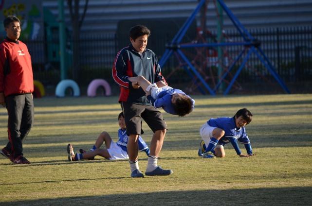 練習試合20141115