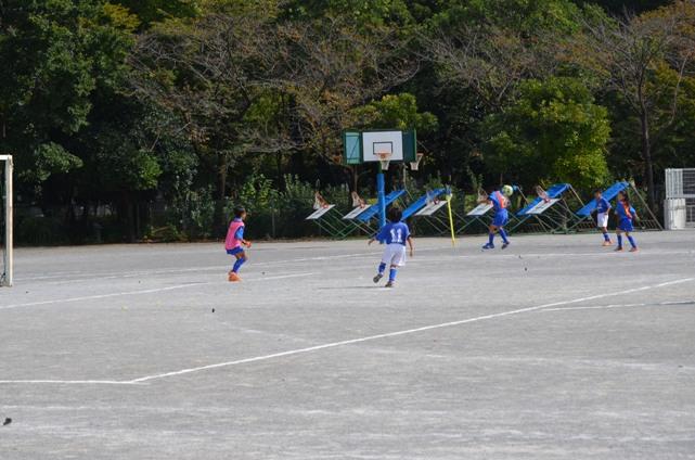 練習試合20141011