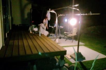 夜BBQ2
