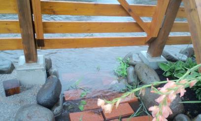 河川氾濫20130809