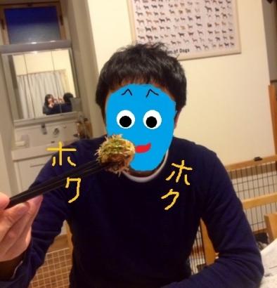 たこ焼き 食べる