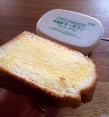 パンに塗る
