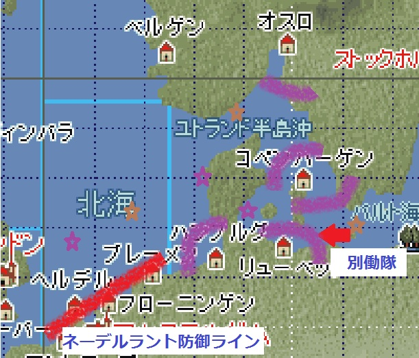 北海大海戦