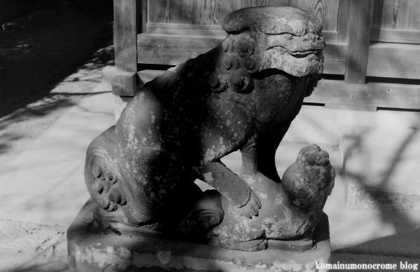 八幡神社(さいたま市岩槻区南辻)3