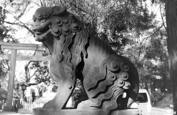 久伊豆神社(さいたま市岩槻区宮町)1